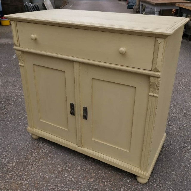 Cream Painted Sideboard Sideboards and Dressers