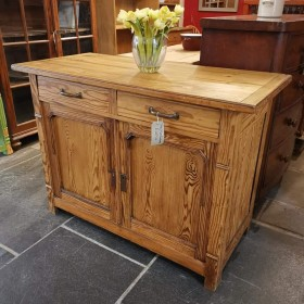 Pitch Pine Sideboard Sideboards and Dressers