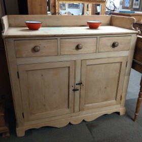 Rustic Pine Sideboard Sideboards and Dressers