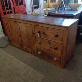 6ft Pine Dresser Base Sideboards and Dressers