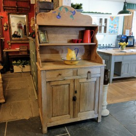 Rustic French Dresser Sideboards and Dressers