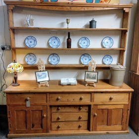 "6ft 4"" Pine Dresser Sideboards and Dressers"