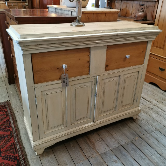 Painted Cream Sideboard Sideboards and Dressers
