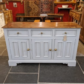 Pine Painted Sideboard Sideboards and Dressers