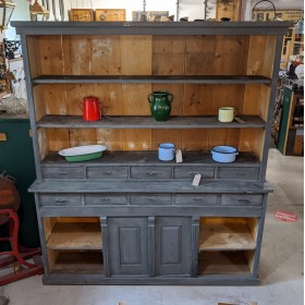 Very Large Grey Dresser Sideboards and Dressers