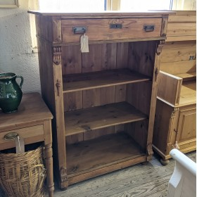 Pine Shelf Unit Sideboards and Dressers