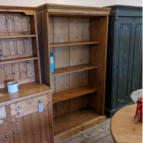 Pine Bookcase Sideboards and Dressers