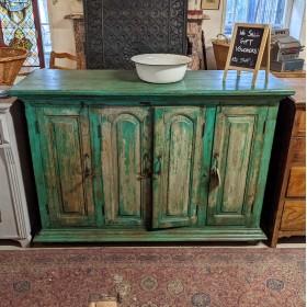 Green Teak Sideboard Sideboards and Dressers