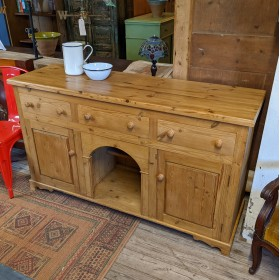 Pine Sideboard Sideboards and Dressers