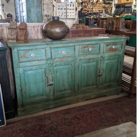 Mint Green Sideboard Sideboards and Dressers