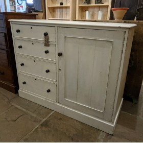 White Painted Sideboard Sideboards and Dressers