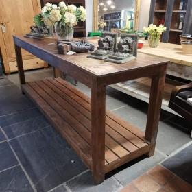 Teak Kitchen Island Tables and Islands