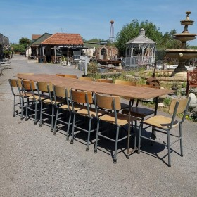 Belgian Trestle Tables Tables and Islands