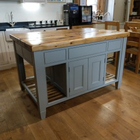 Painted Kitchen Island Tables