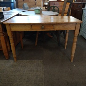Small Pine Dining Table Tables
