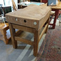 Butchers Block Tables and Islands