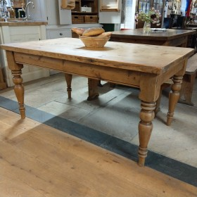 Pine Dining Table Tables and Islands