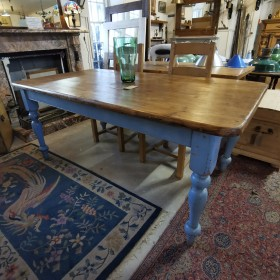 6ft Farmhouse Table Tables and Islands