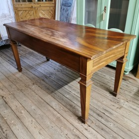 Victorian Mahogany Side Table Tables and Islands