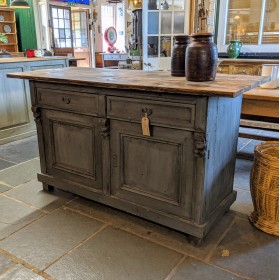 Grey Kitchen Island Tables and Islands