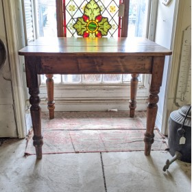 Small Antique Table Tables and Islands