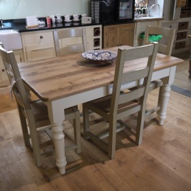 Bespoke Farmhouse Table Tables