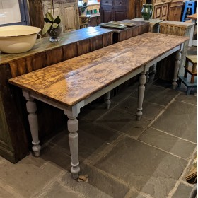 Long Dining Table Tables and Islands