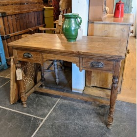 Teak Hall Table Tables and Islands