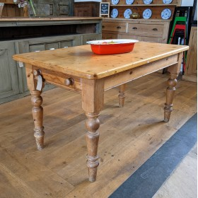 Pine Kitchen Table Tables and Islands