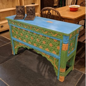 Colourful Console Table Tables and Islands