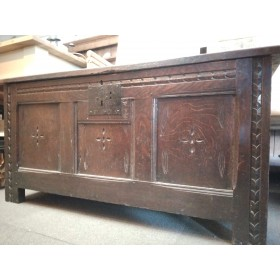 Oak Coffer Trunks, Chests and all the rest