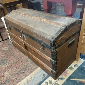 Domed Top Trunk Trunks, Chests and all the rest