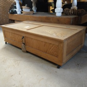 Oak Blanket Box Trunks, Chests and all the rest