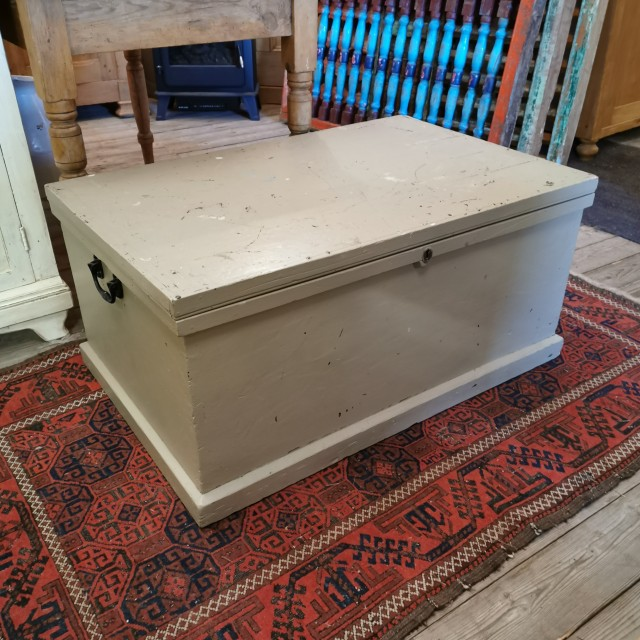 Victorian Painted Pine Chest Trunks, Chests and all the rest