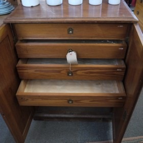 Collectors Cabinet Trunks, Chests and all the rest