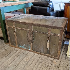 Metal Trunk Trunks, Chests and all the rest