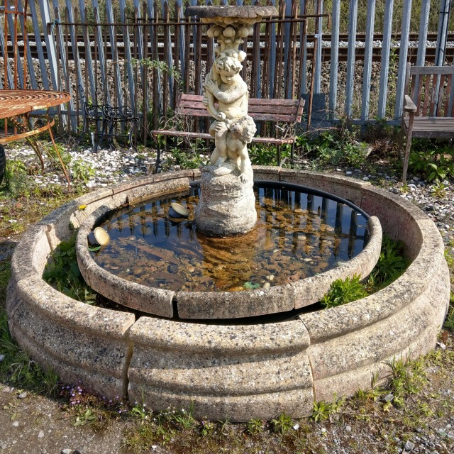 Putti Fountain Fountains