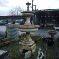 Two Tier Fountain Fountains