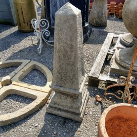 Small Obelisk Statuary