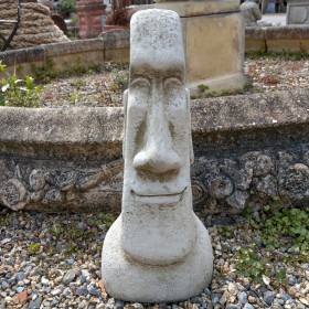 Easter Island Head Statuary