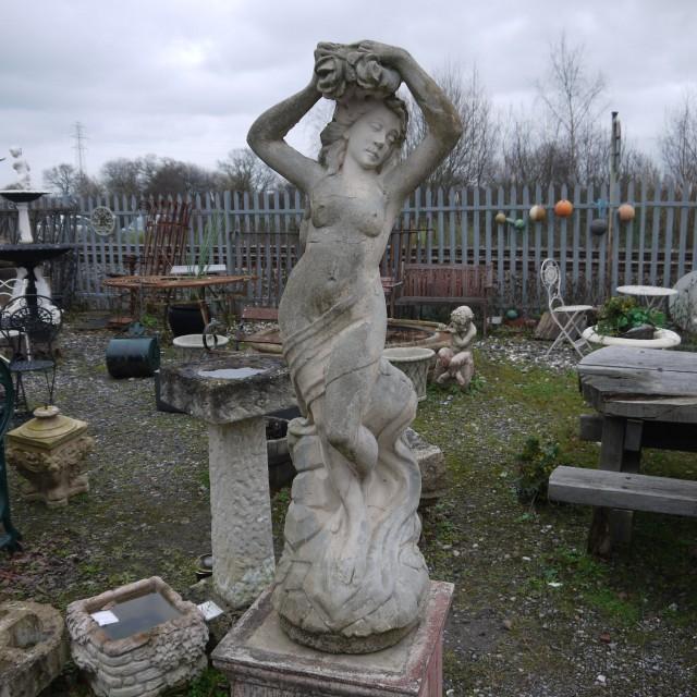 Reclaimed Statue  Statuary
