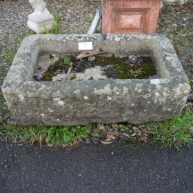 Granite trough Troughs and Planters
