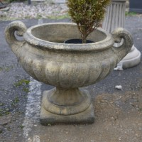 Victorian Style Urns (PAIR) Urns & Pots