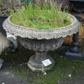 Reclaimed Urn Urns & Pots
