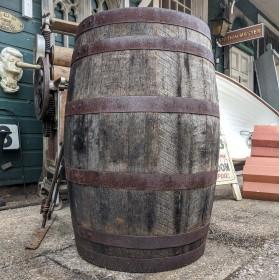Oak Barrels - Whole Other Garden Items