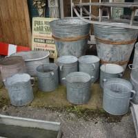 Zinc Tubs Other Garden Items
