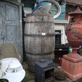 Huge Barrel Other Garden Items