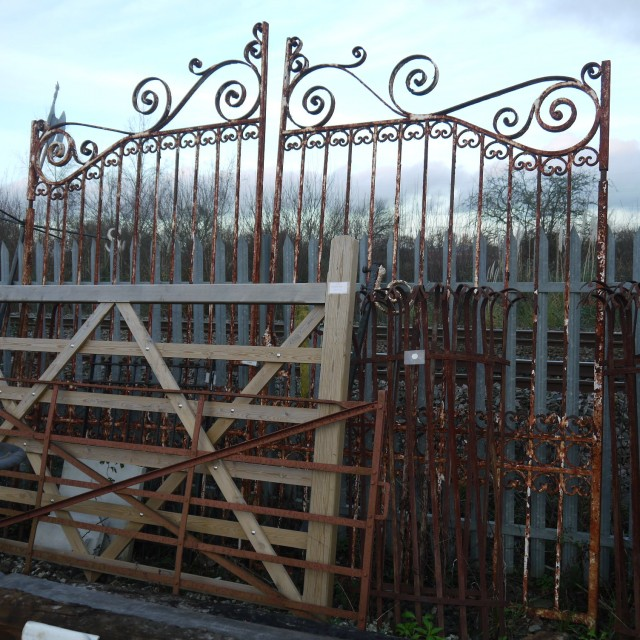 12ft Gates Gates
