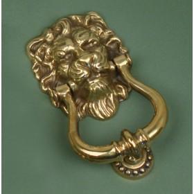 Lion's Head Knocker Door Furniture