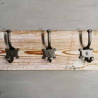 1-6 Hook Rack The Workshop